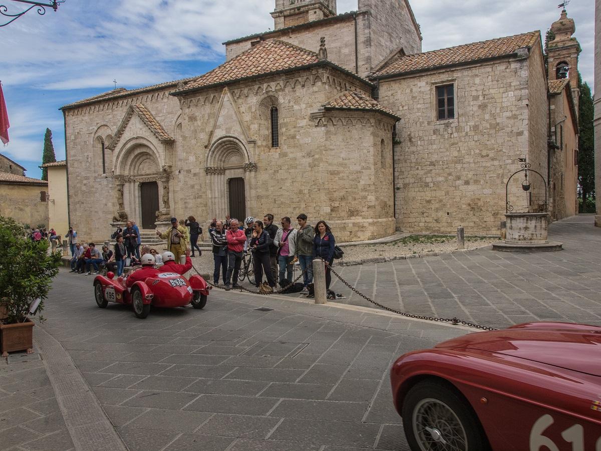 Giaur 750 SPORT Mille Miglia 2015