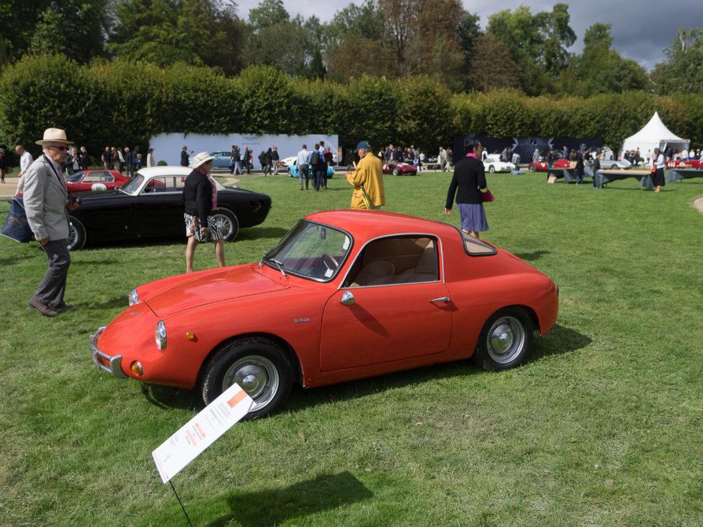 INTERMECCANICA IMP 700 GT 1961