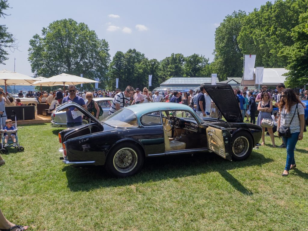 Maserati A6G/2000 Gran Sport FRUA