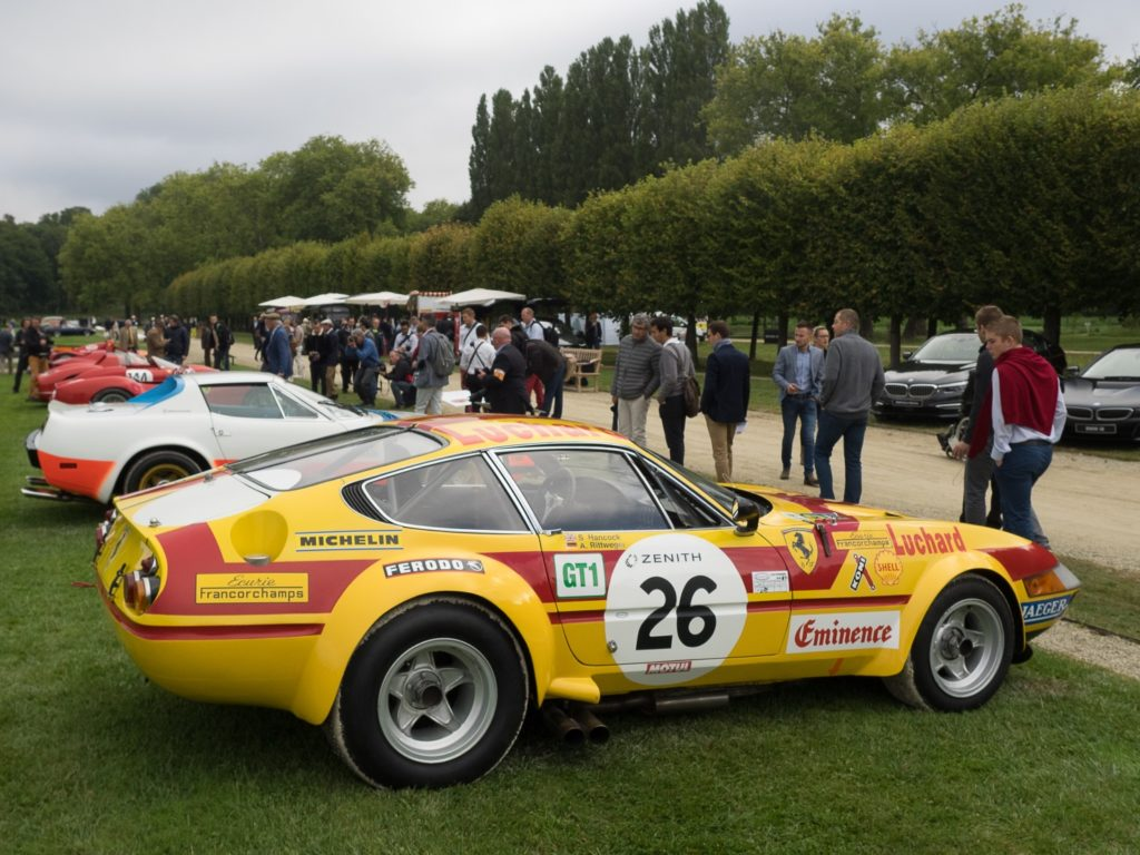 Ferrari 365 GTB/4 telaio 15373 Chantilly Arts & Elegance 2017