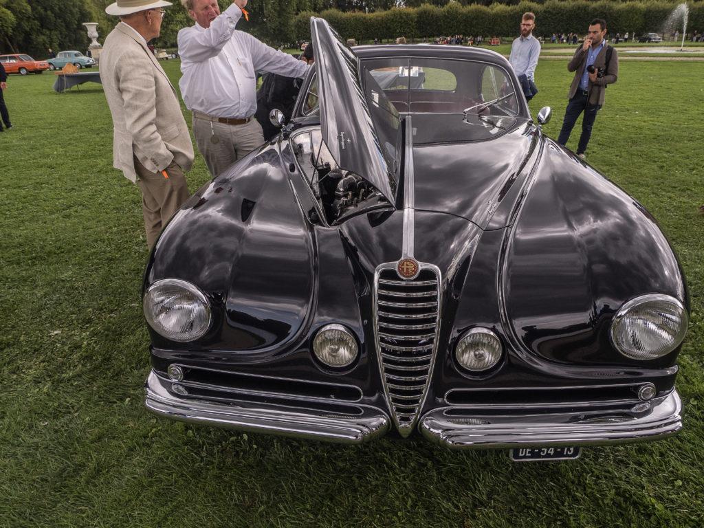Alfa Romeo 2500 SS Villa D'Este TOURING