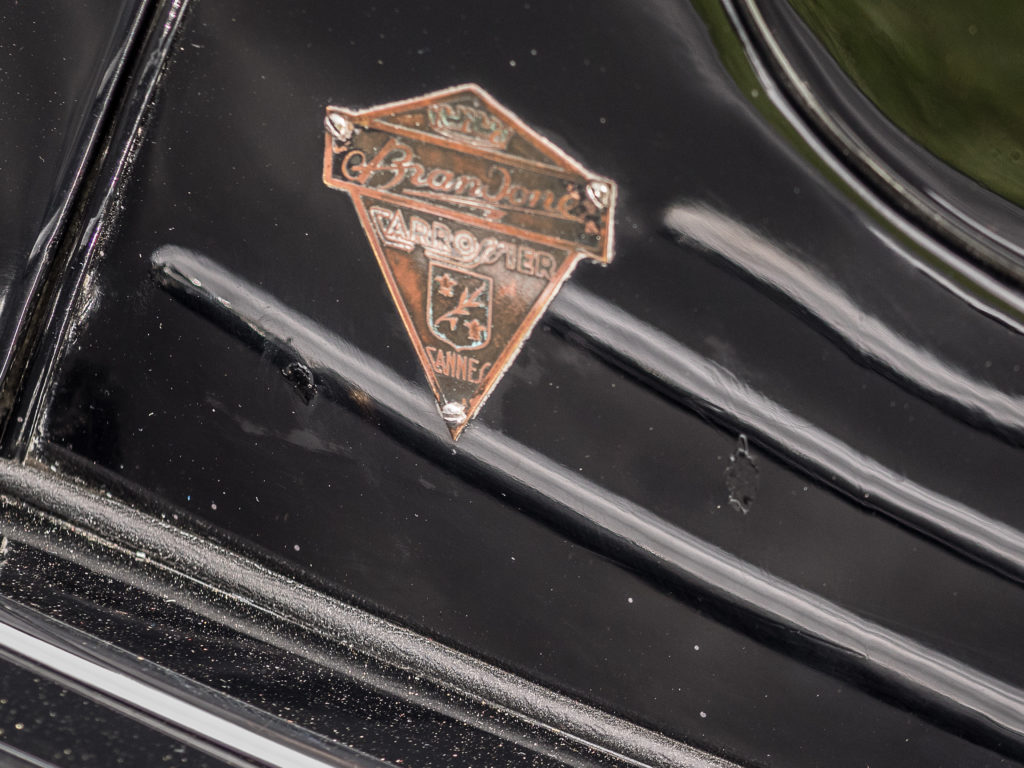 Alfa Romeo 8C 2300 MM BRANDONE