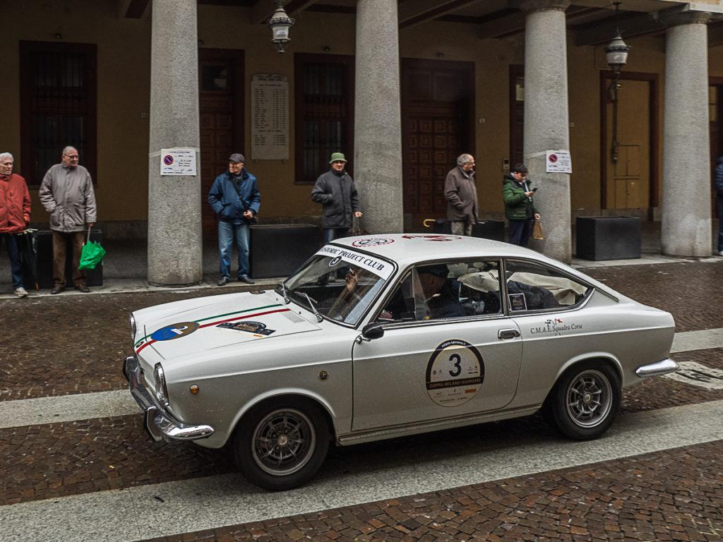 Fiat 850 Coupè 3° Classificata