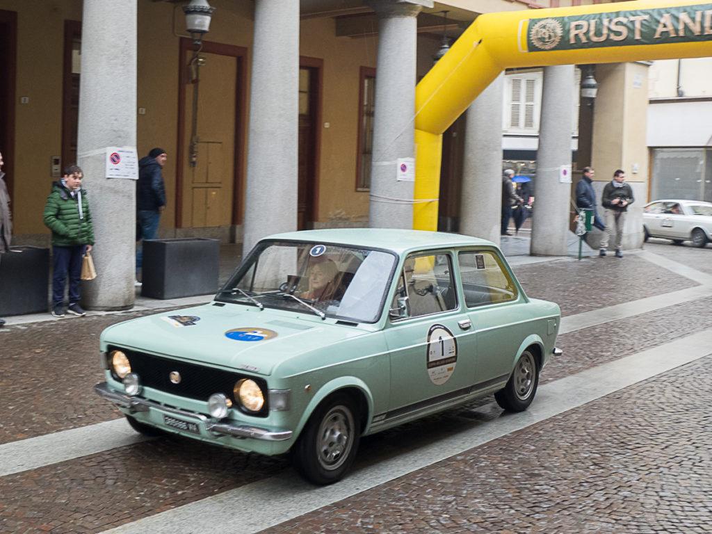 Fiat 128 Rally 2° classificata