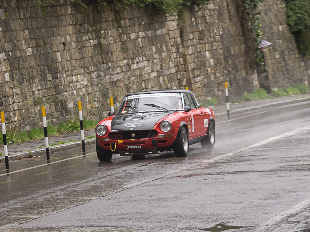 Fiat 124 Rally ABARTH