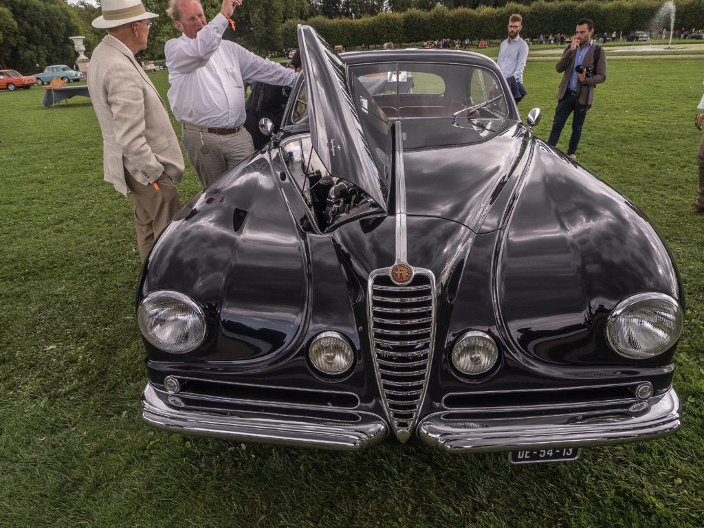 Alfa Romeo 2500 6C Ss a Chantilly Arts & Elegance