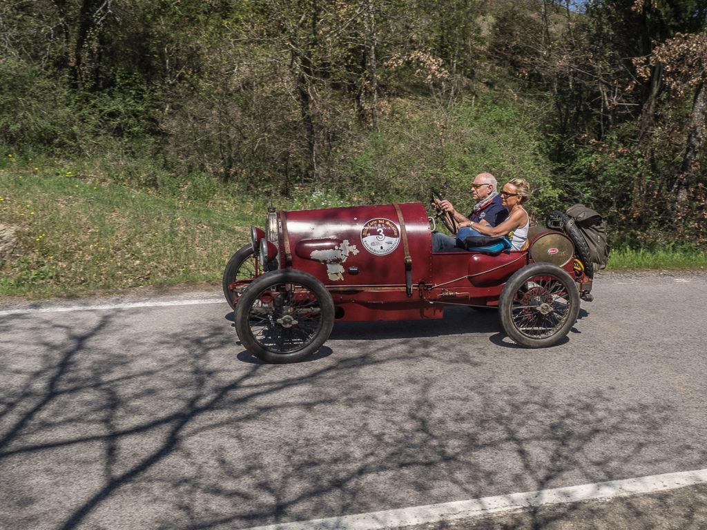 Bugatti T23 BRESCIA Chassis # 1202