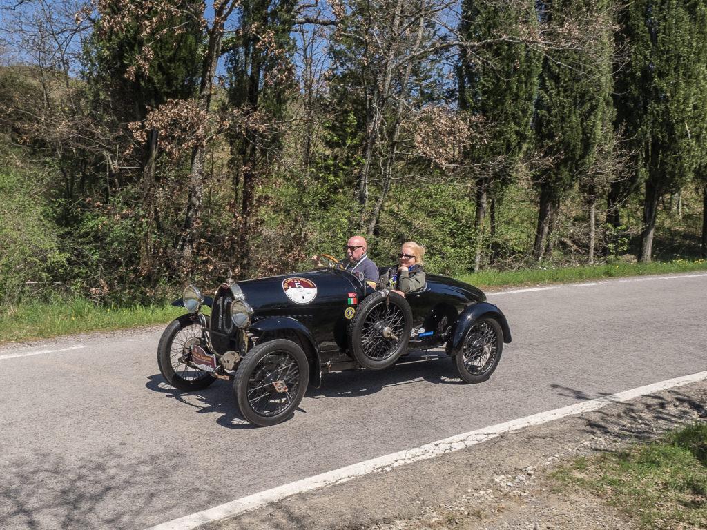Bugatti T23 BRESCIA Chassis # 2146