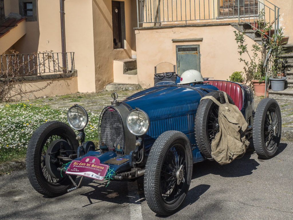 Bugatti T37 # chassis 37376