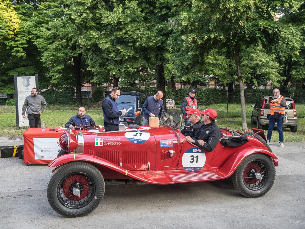 Alfa Romeo 1750 6C Gran Sport
