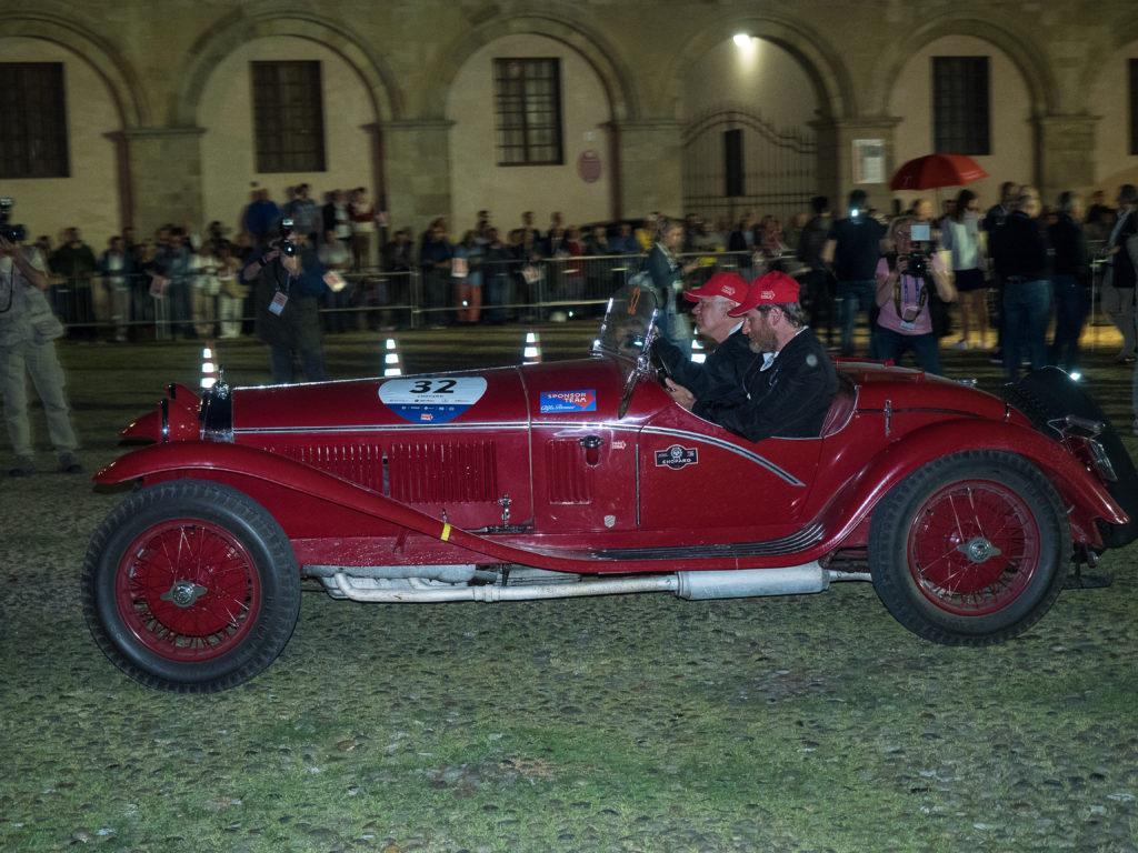 Alfa Romeo 1750 6C Gran Sport BRIANZA