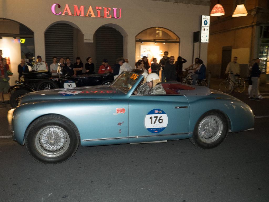 Alfa Romeo 6C 2500 SS PININFARINA