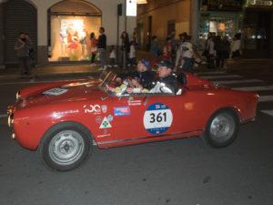 Alfa Romeo Giulietta SEBRING