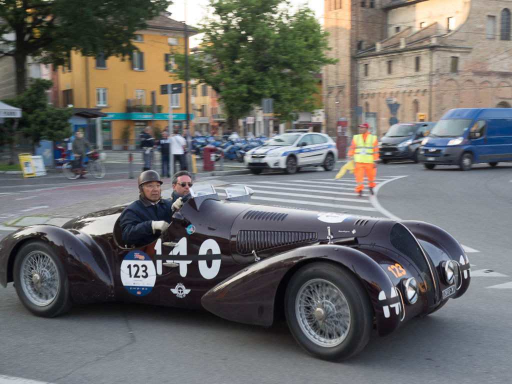 Alfa Romeo 2300 B 6C Spider Touring