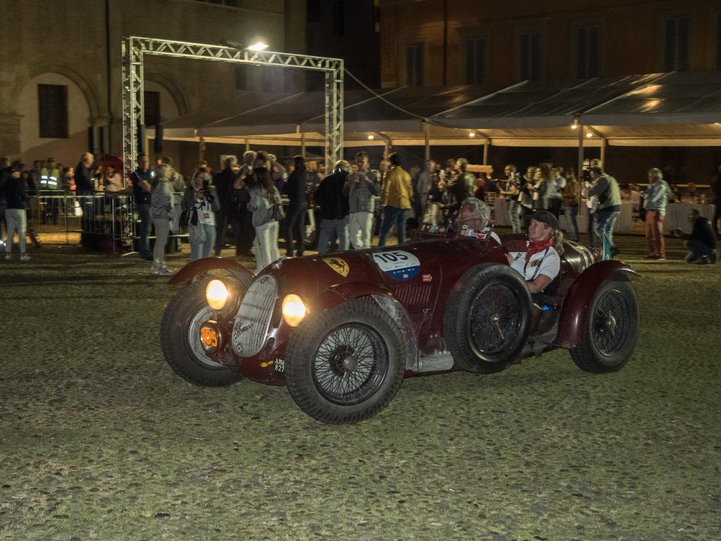 Alfa Romeo 2900 8C BOTTICELLA