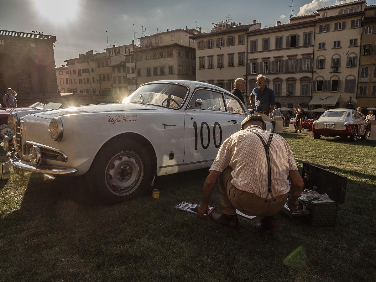 Stefano Ricci Heritage Troopy Alfa Romeo Giulietta SPRINT VELOCE