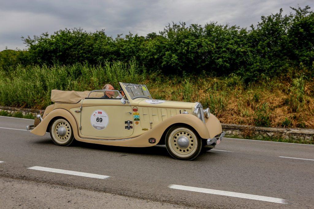 Lancia Augusta BELNA PARTOUT