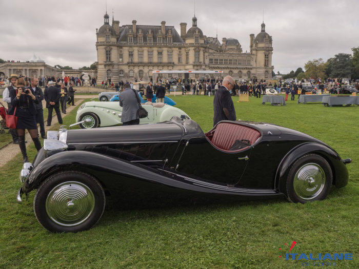 Italianedacorsa-Chantilly arts & Elegance 2017 Talbot-T150-C-ROADSTER-POURTOUT