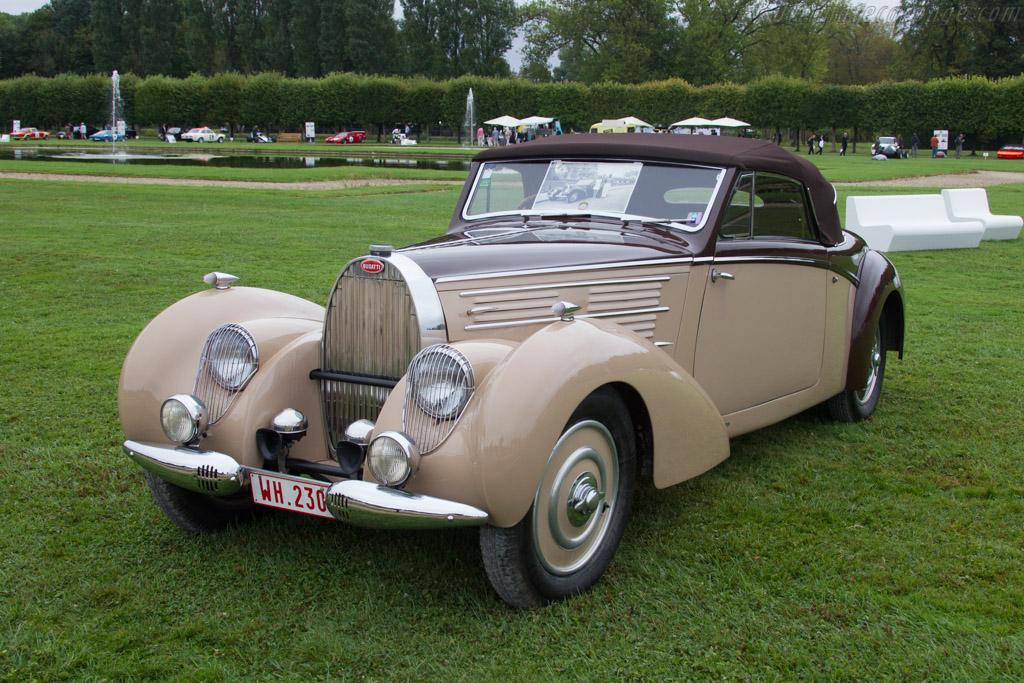 Bugatti T57 C Aravis Letourner &Marchand # 57826