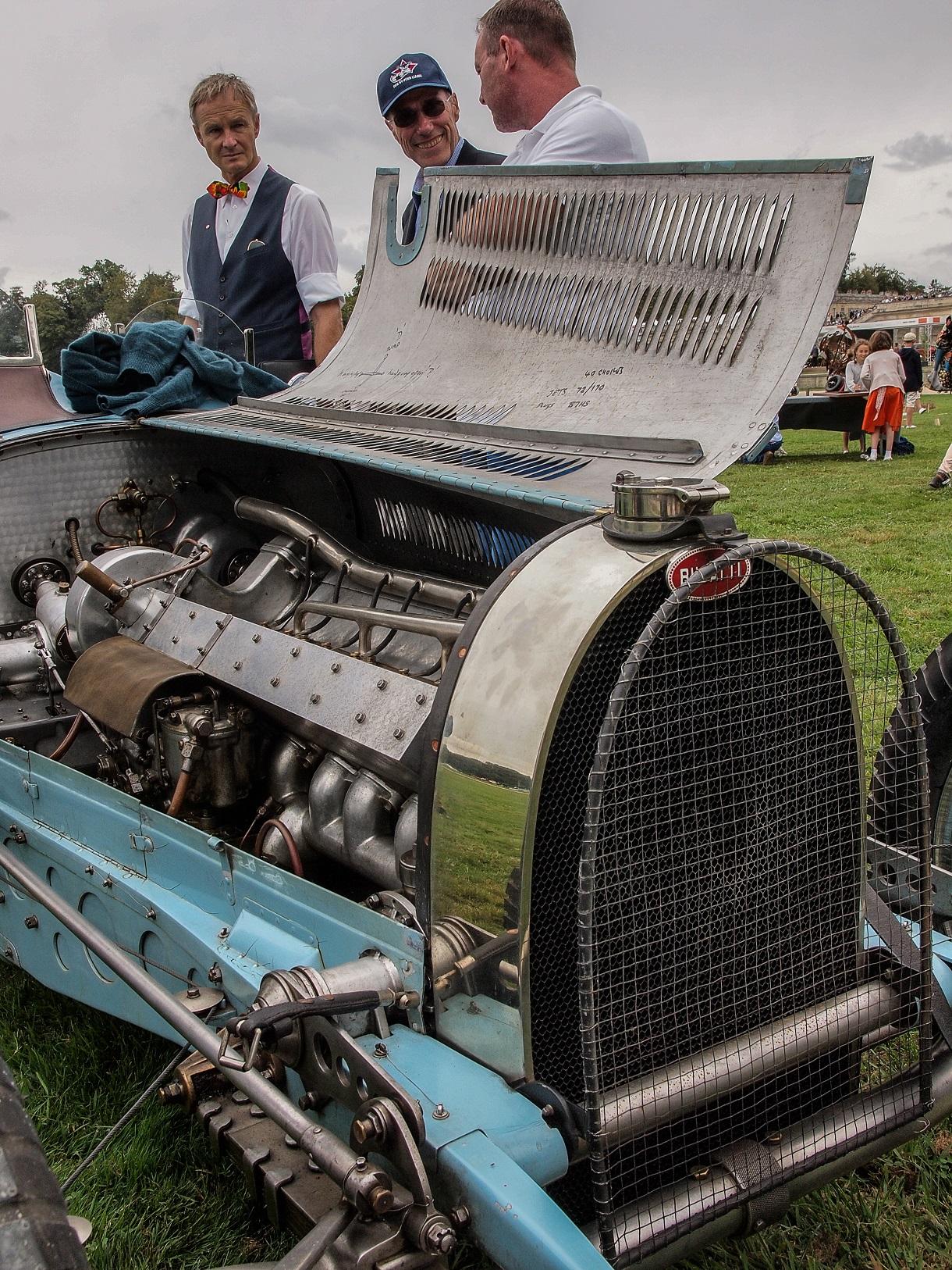 Bugatti T59 Chassis 59124