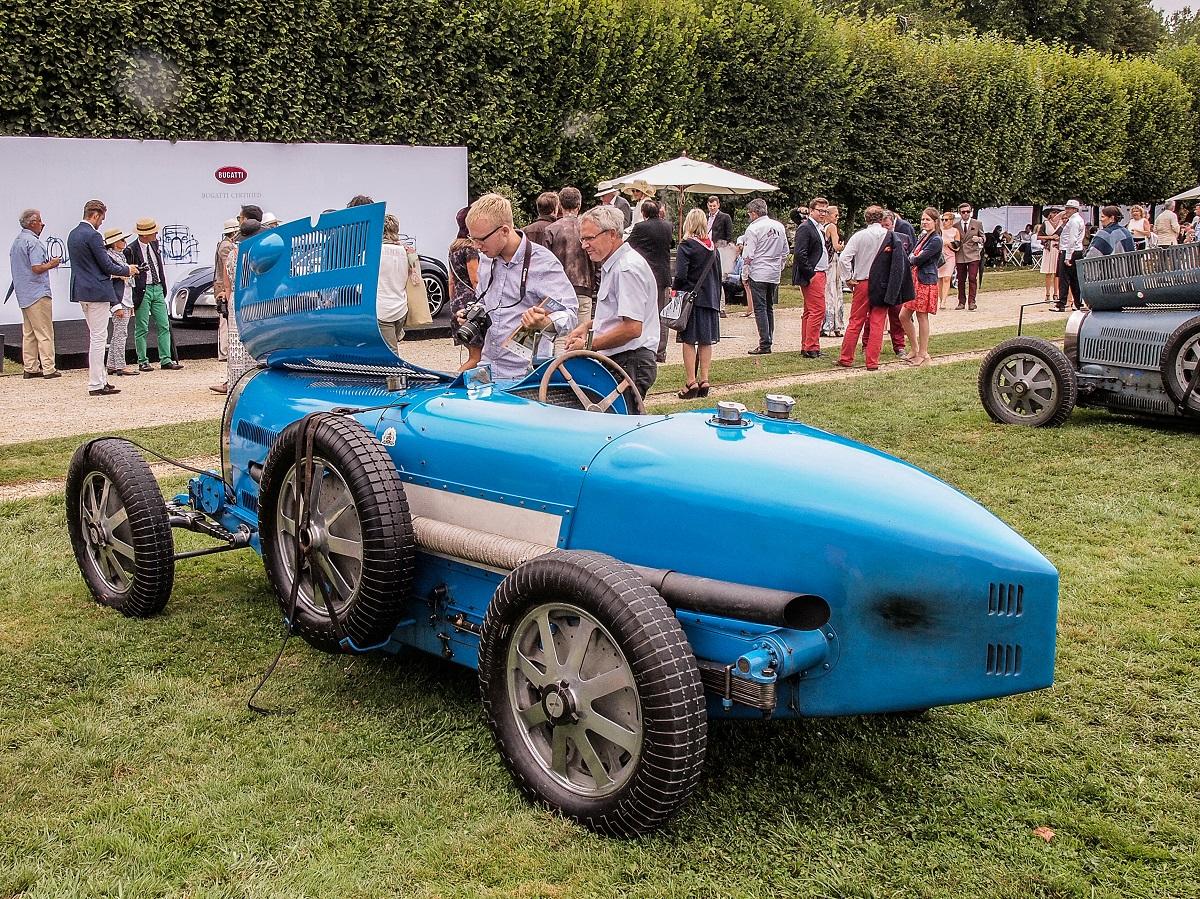Bugatti T54 GP # chassis 54201
