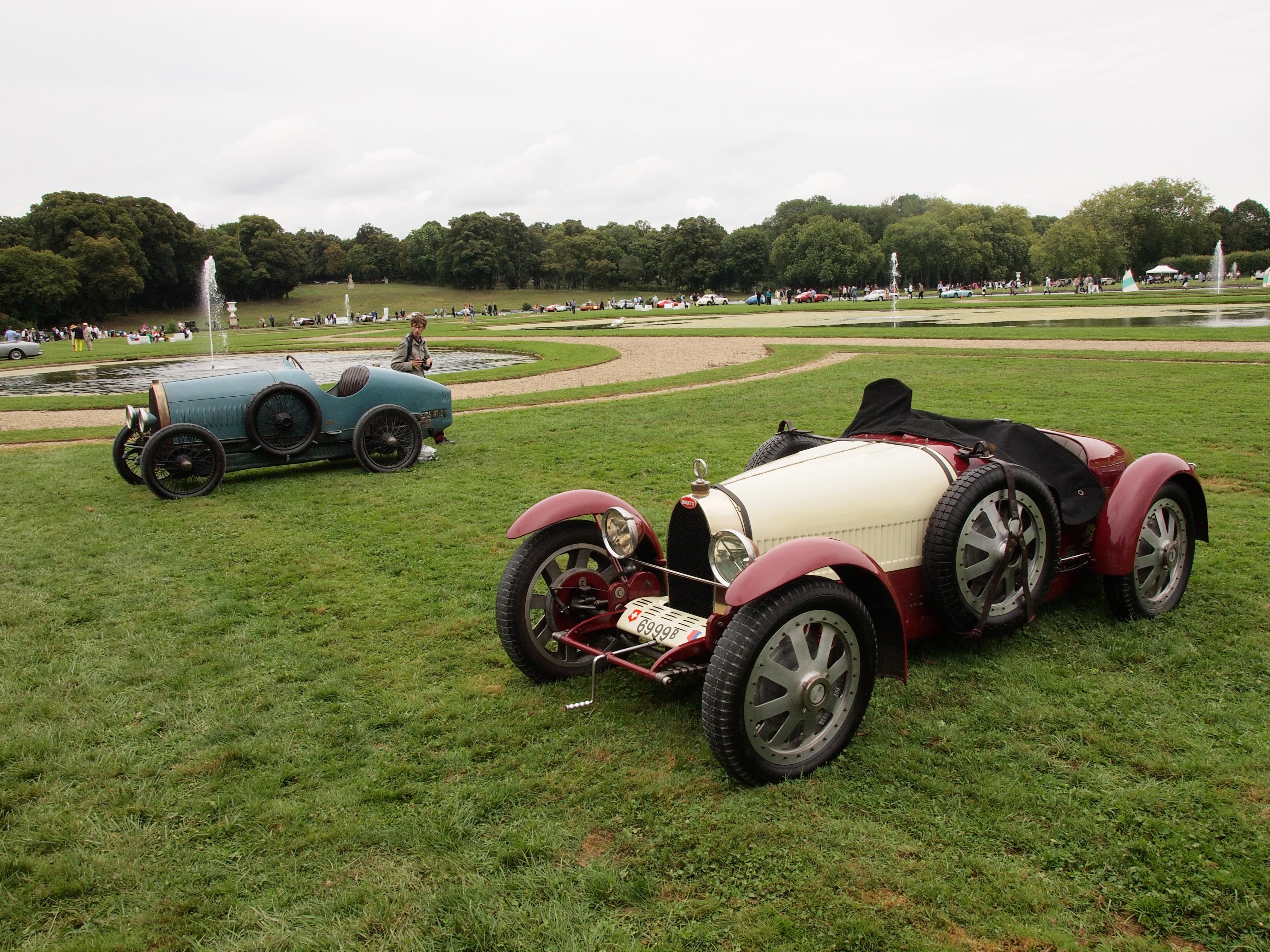 Bugatti T35B # chassis 4830