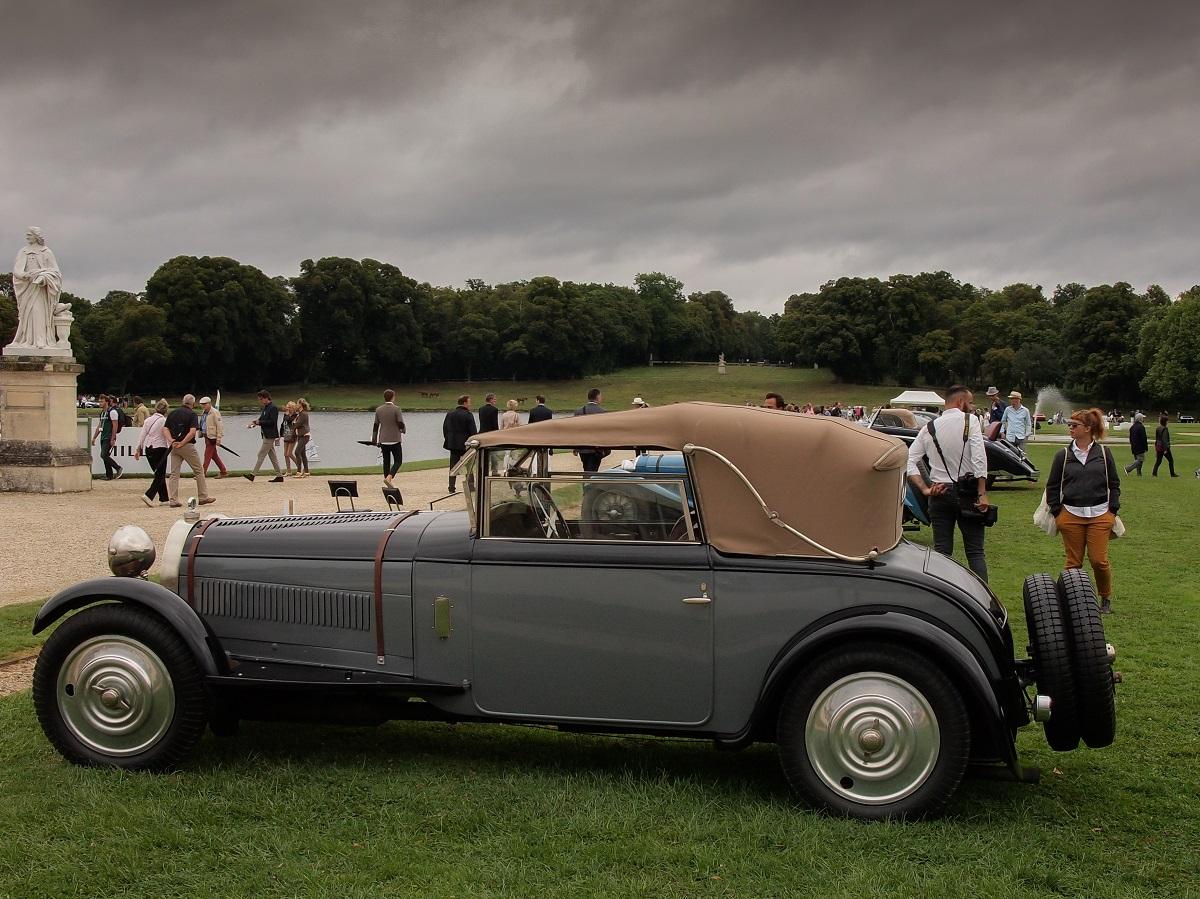 Bugatti T38 Figoni & Falaschi # 38345
