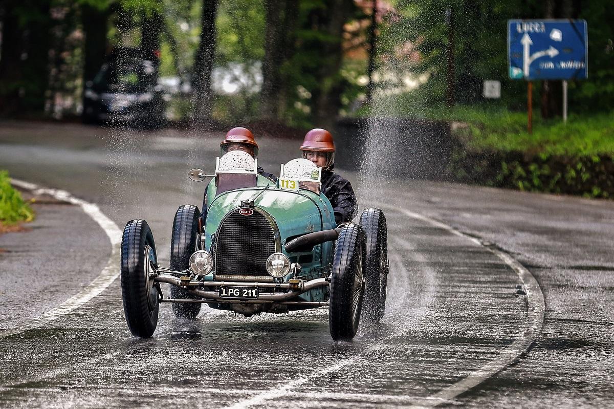 Bugatti Type 59 # 59124 Mille Miglia 2017
