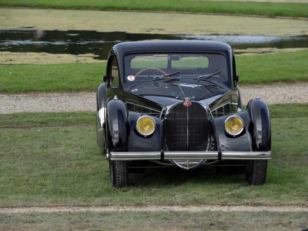 Bugatti T57 GANGLOFF chassis # 57532