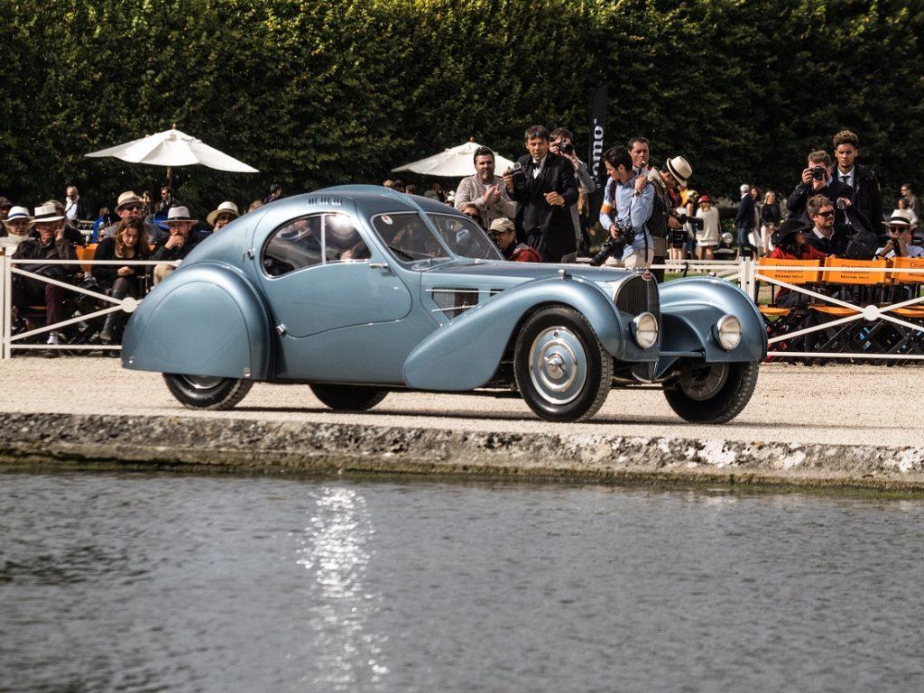 Bugatti T57 Atlantic # chassis 57374