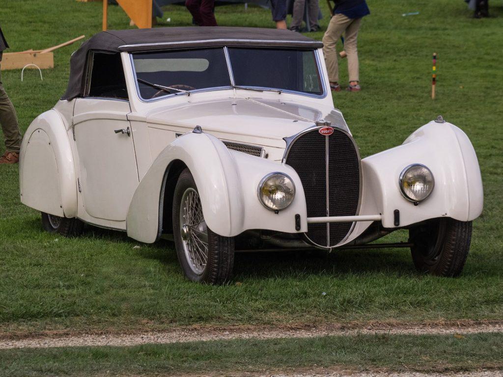 Bugatti T57 VANVOOREN # chassis 57571