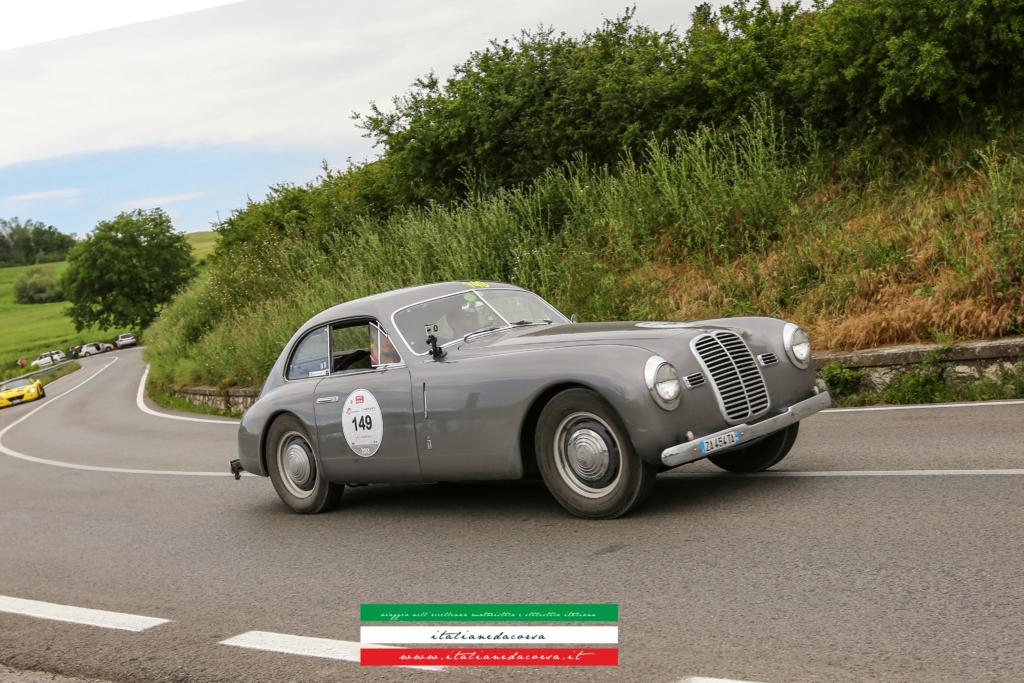Maserati A6 1500 chassis # 084