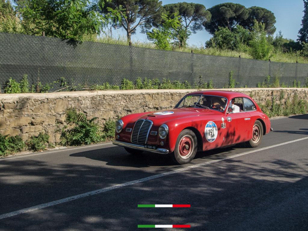 Maserati A6 1500 # 101