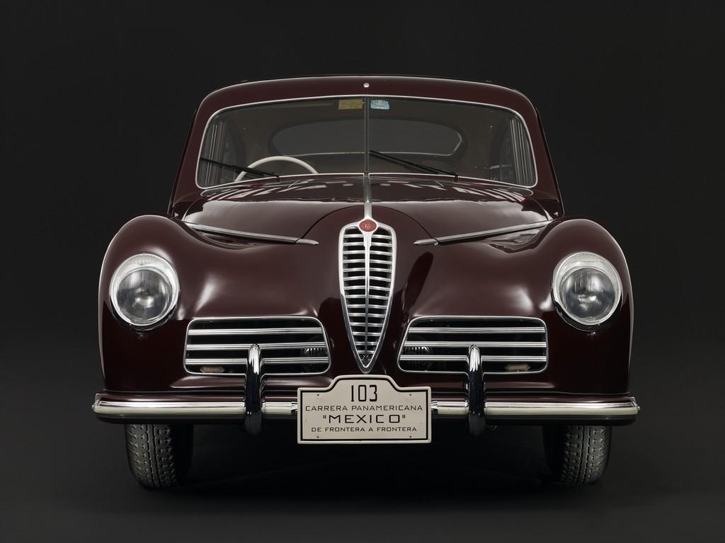 Alfa Romeo 2500 SS Freccia D'Oro 916600 oto della Collezione Corrado Lo Presto