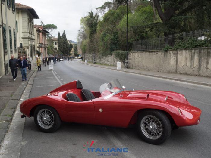Italianedacorsa-Firenze-Fiesole 2019 Devin Barchetta TRIUMPH