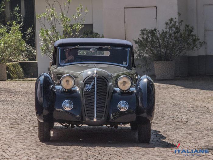 Concorso-Salvarola-Terme-2019-Alfa-Romeo-2300-8C-Cabriolet-Pininfarina