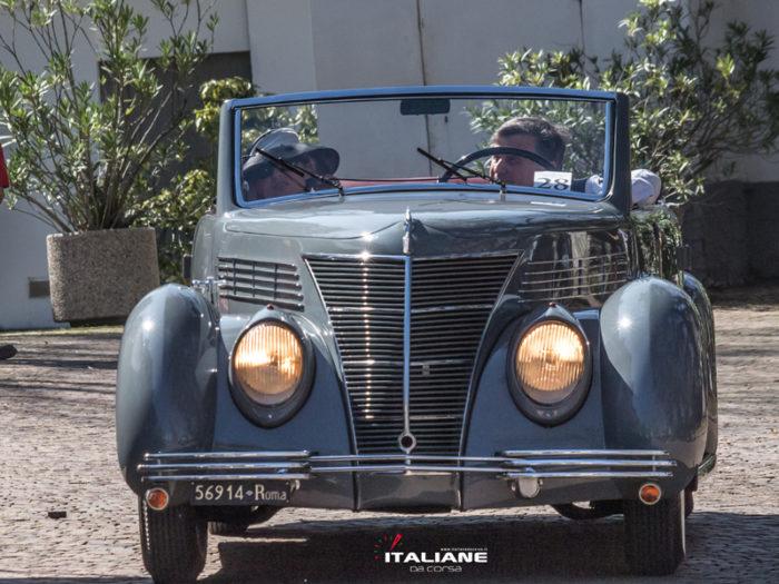 Italianedacorsa-Concorso-Salvarola-Terme-2019-Fiat-1500-Cabriolet-Pininfarina
