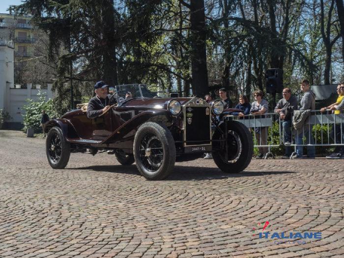 Italianedacorsa-Concorso-Salvarola-Terme-2019-Lancia-LAMBDA-8-serie-Spider