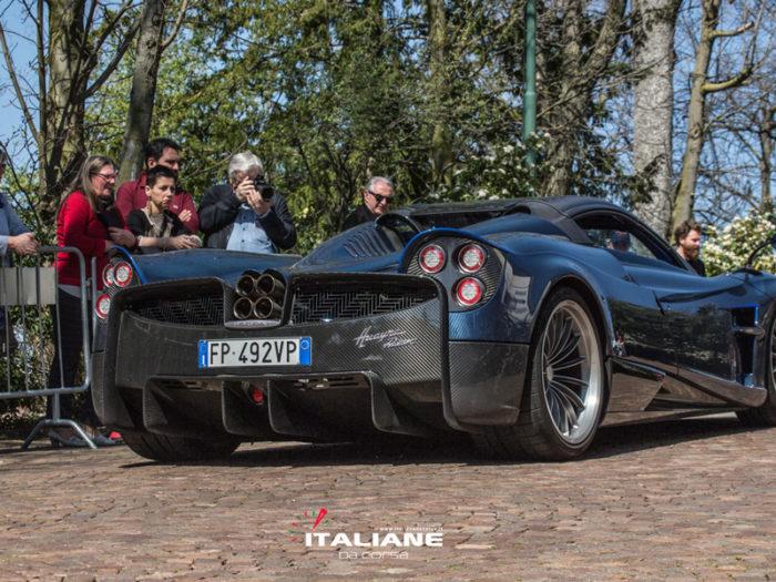 Italianedacorsa-Concorso-Salvarola-Terme-2019-Pagani-Huayra-Roadster