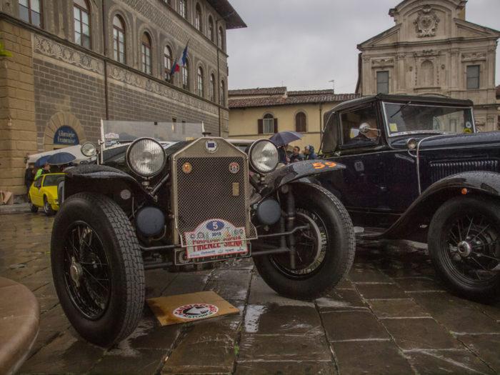 Italianedacorsa-Firenze-Siena-2019-lancia-Lambda