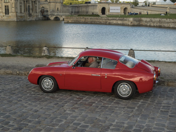 Fiat Abarth 1000 BIALBERO