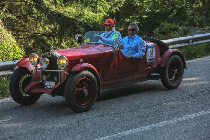 Alfa Romeo 1500 6C Gran Sport # chassis 211371