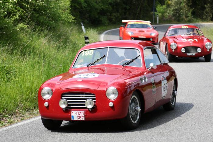 Fiat 750 Zagato Coupè