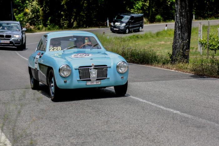 Fiat 1100 E Zagato Coupè