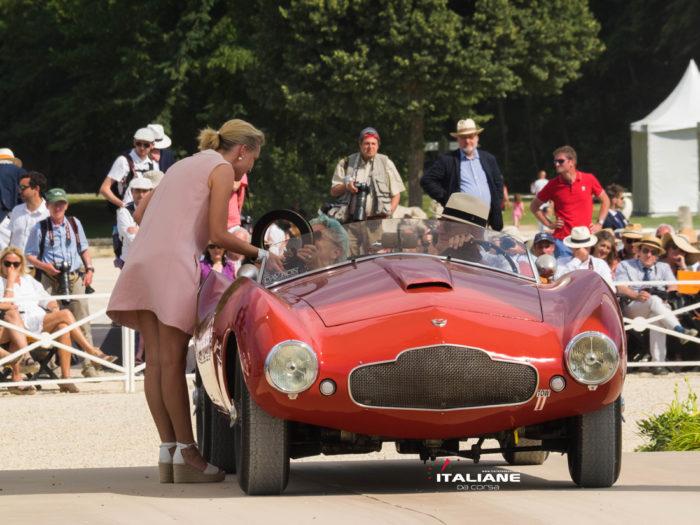Italianedacorsa-Chantilly Arts & Elegance 2019-DB-2-4-Competizione--Aston-Martin-da-corsa-dopo-guerra-Aperte