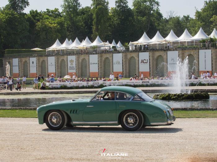 Italianedacorsa Chantilly Arts & Elegance 2019 Pegaso-Z-102-Barcelona-categoria-le-vetture-del-Salone-di-Parigi-fino-al-1961-