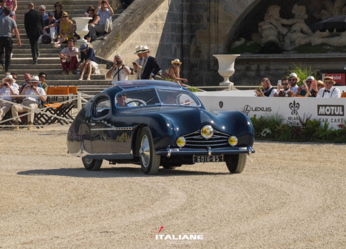 Italianedacorsa Chantilly Arts & Elegance 2019 Talbot-Lago-GS-Coupè