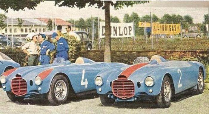 Lancia D23 Monza 1953