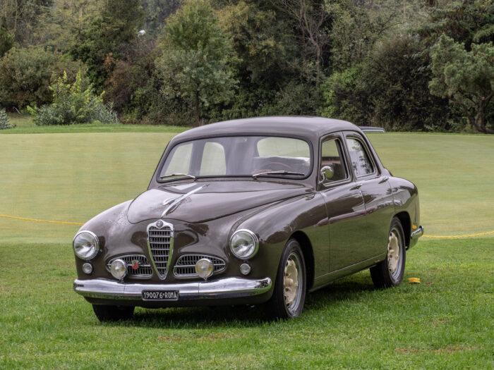 Alfa Romeo Giulietta Derivata ABARTH Reb Concours 2020