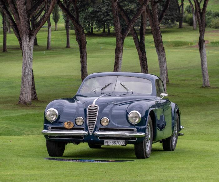 Alfa Romeo 2500 SUPERSPORT Villa D'Este chassis # 915899